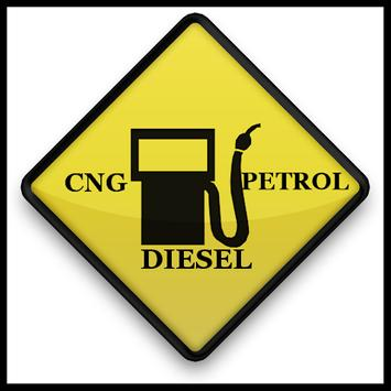 CNG Station Locator Around You poster