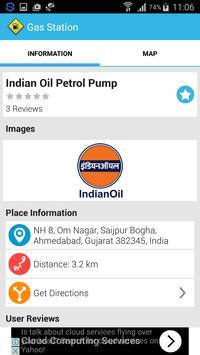 CNG Station Locator Around You screenshot 8