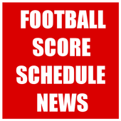 Live Football,Score and Schedule with News icon