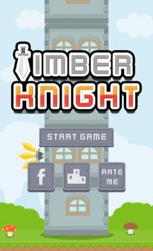 Timber Knight Saga poster