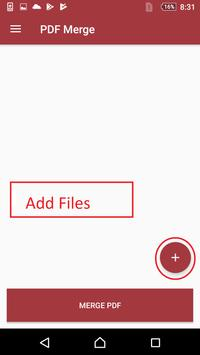 PDF Utility - Merge PDF & Combine PDF Files Free poster