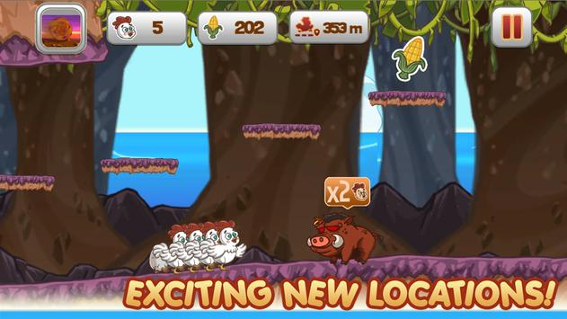 Chicken Tsunami apk screenshot