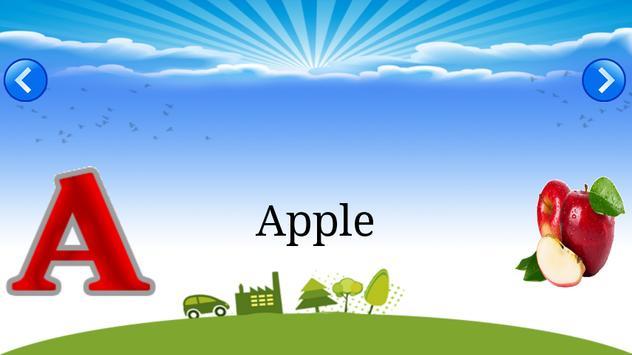 Kids Alphabet-Quiz Game poster
