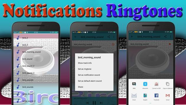 Notifications Ringtones screenshot 1