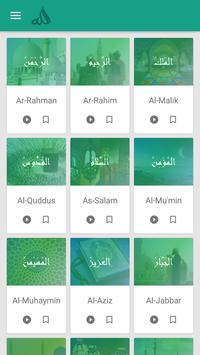 The Names of Allah poster