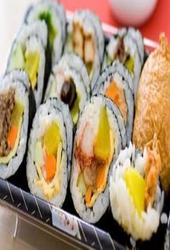 Resep Membuat Sushi screenshot 1