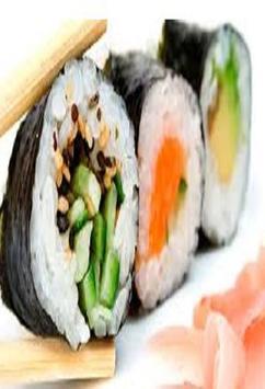Resep Membuat Sushi screenshot 8