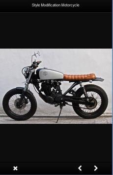 Classic Modification Motorcycle screenshot 12