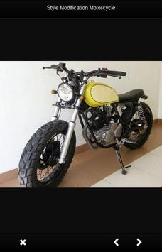 Classic Modification Motorcycle screenshot 14