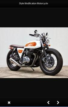 Classic Modification Motorcycle screenshot 1