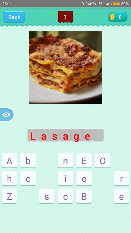 Italian food quiz apk download free trivia game for android italian food quiz poster forumfinder Choice Image