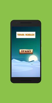 Trivia Quiz for Blox poster