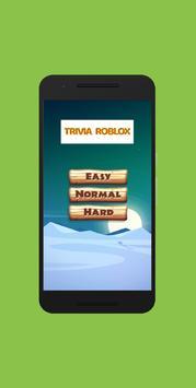Trivia Quiz for Blox screenshot 1