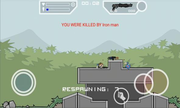 New; Cheats Doodle Army 2 Mini Militia screenshot 11
