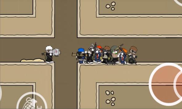New; Cheats Doodle Army 2 Mini Militia screenshot 13