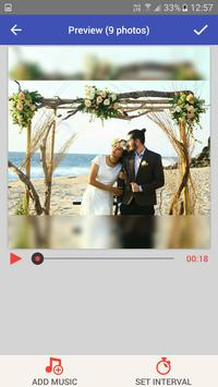 Wedding Video Editor apk screenshot