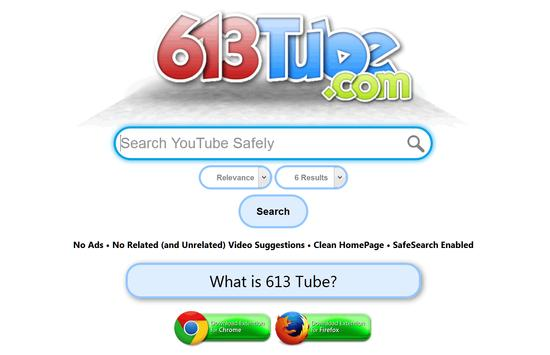 613Tube screenshot 2