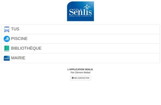 Ville de Senlis screenshot 2