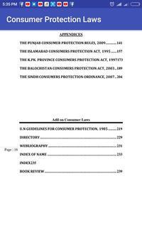 Consumer Protection Laws Pakistan screenshot 2