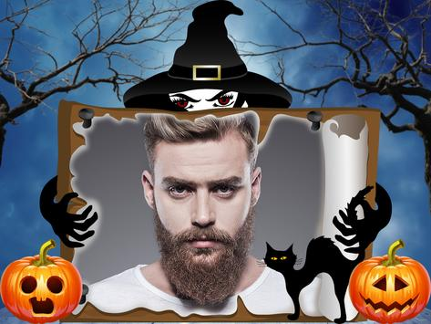 Halloween Day Photo Frames poster