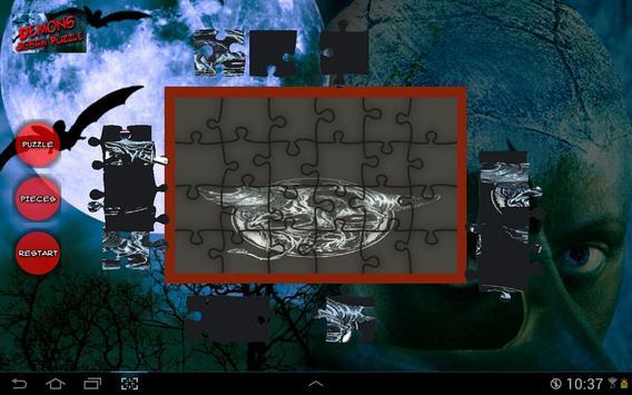 Demons Jigsaw Puzzle screenshot 1