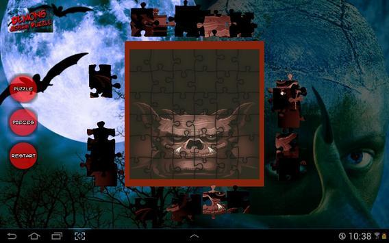 Demons Jigsaw Puzzle screenshot 2