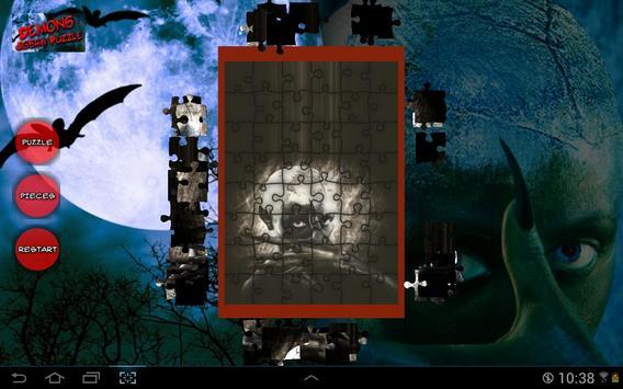 Demons Jigsaw Puzzle apk screenshot