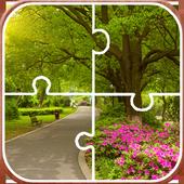 Park Jigsaw Puzzle icon