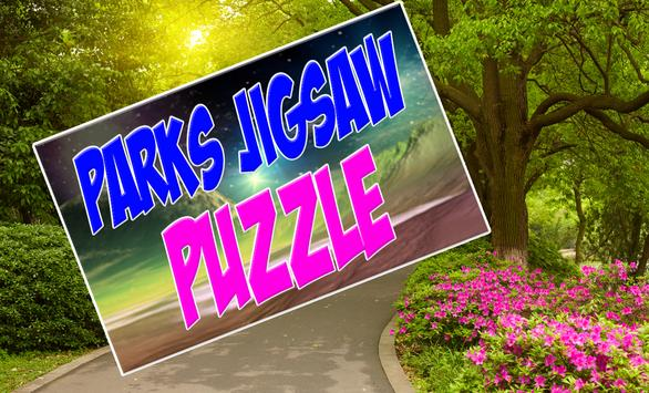 Park Jigsaw Puzzle poster