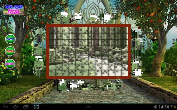 Park Jigsaw Puzzle screenshot 9
