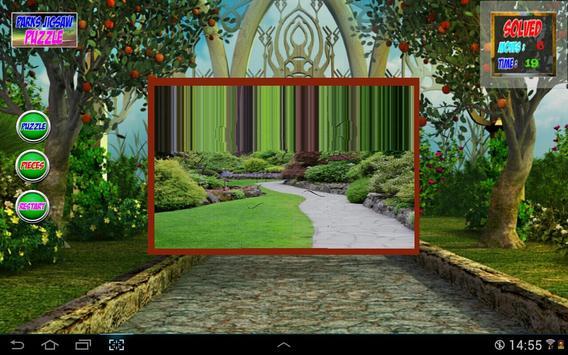 Park Jigsaw Puzzle screenshot 10