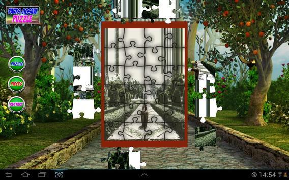 Park Jigsaw Puzzle apk screenshot