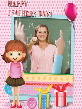 Teachers' Day Photo Frames screenshot 3