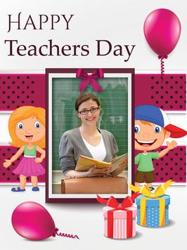 Teachers' Day Photo Frames screenshot 1