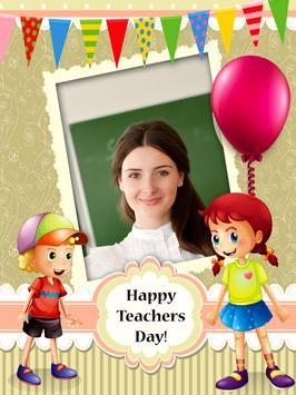 Teachers' Day Photo Frames screenshot 2