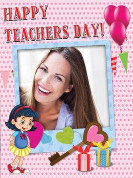 Teachers' Day Photo Frames screenshot 9