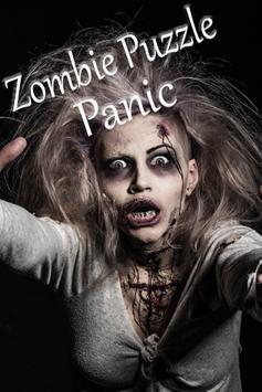 Zombie Puzzle Panic poster