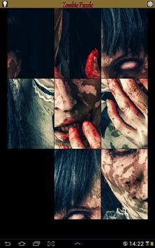 Zombie Puzzle Panic screenshot 3