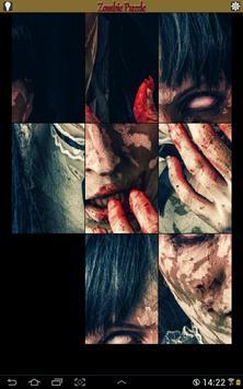 Zombie Puzzle Panic screenshot 9