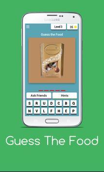 Guess The Food (New) apk screenshot