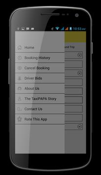 TaxiPAPA apk screenshot