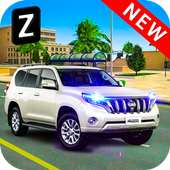 Prado Car Simulator icon
