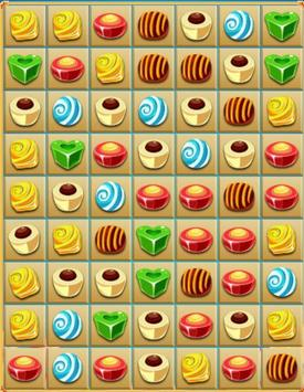 Match 3 Games - Candy Jelly Sweet screenshot 2