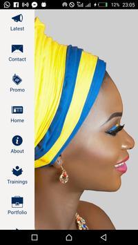 SmashGlam Makeup & Gele poster