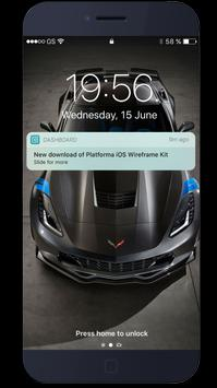 Chevrolet Corvette Z06 Wallpapers screenshot 7