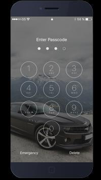 Chevrolet Camar Wallpapers screenshot 2