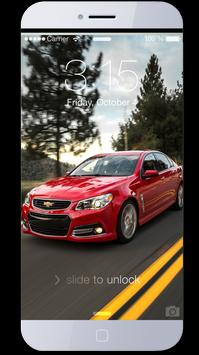 Chevrolet SS Wallpapers poster