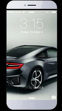 Acura NSX Wallpapers poster