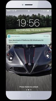 Alfa Romeo 4C Wallpapers screenshot 2