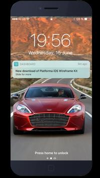 Aston Martin Vantage Wallpapers screenshot 6